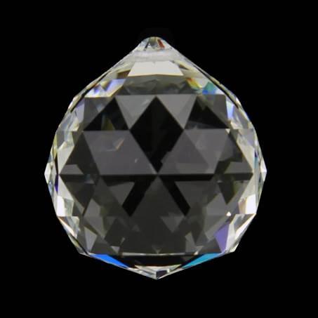 Feng Shui Boule De Cristal Clair