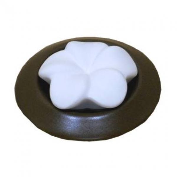 duftsteine frangipani duftstein braun triskell 39 s. Black Bedroom Furniture Sets. Home Design Ideas